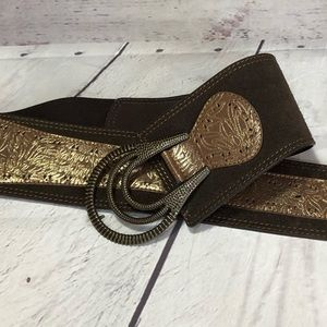 BELT Chico's 41 3/4 inch length Genuine Leather